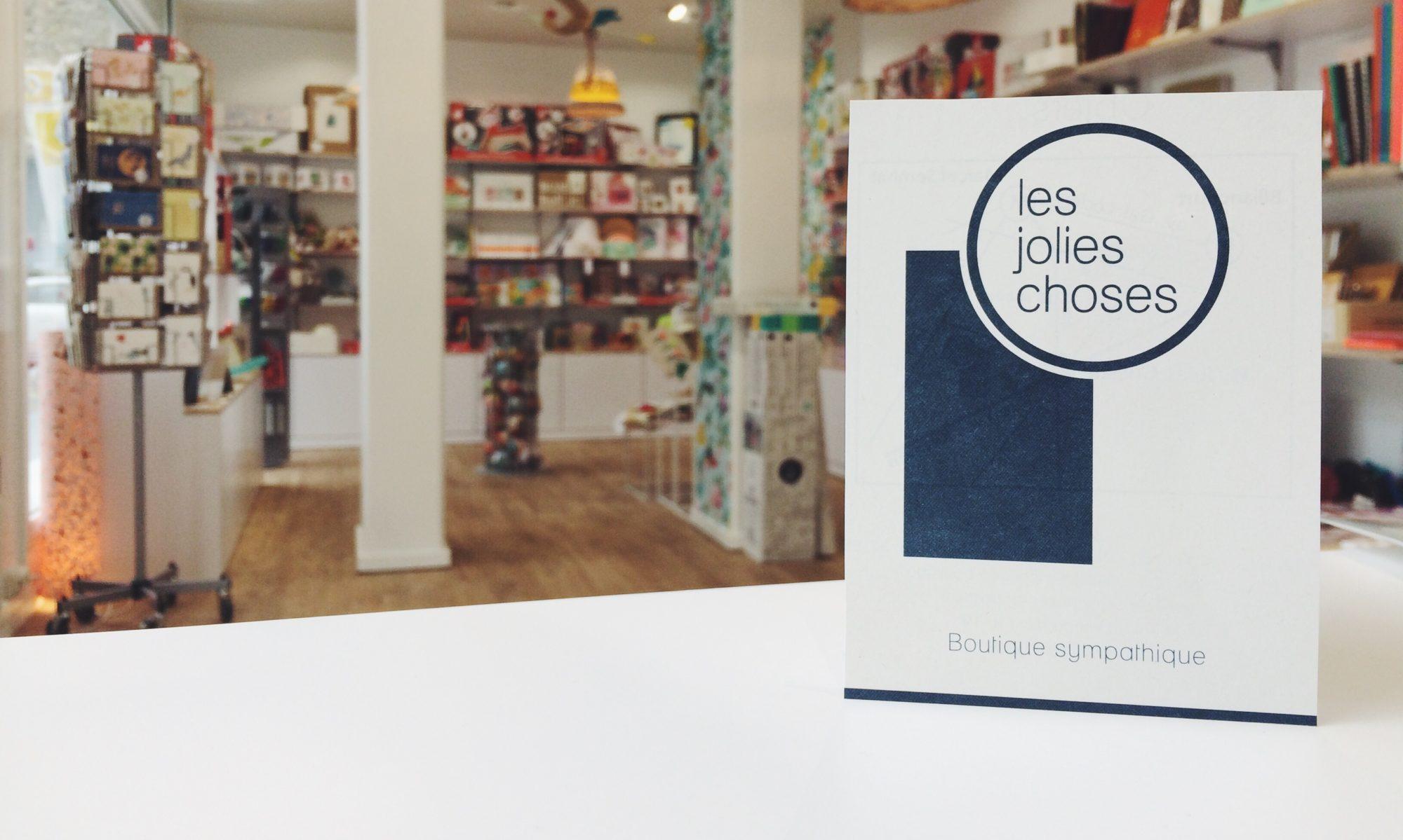 LES JOLIES CHOSES