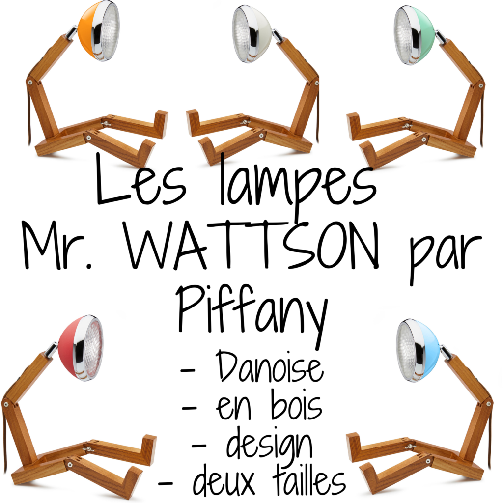 Les lampes Piffany